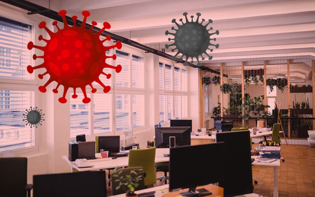 How to keep employees' safety against Coronavirus at work