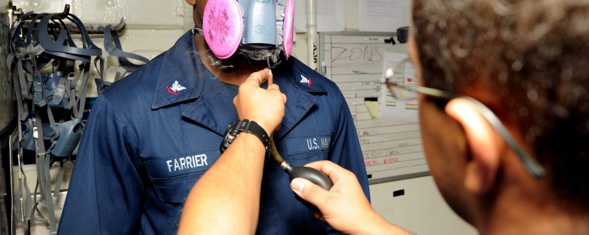 The Importance of N95 Respirator Fit Test During COVID-19 Pandemic