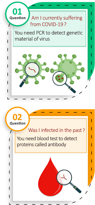 What to do after the COVID-19 antibody test